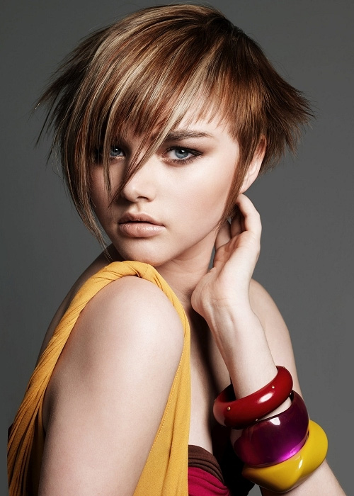 Teenage Haircuts for Girls