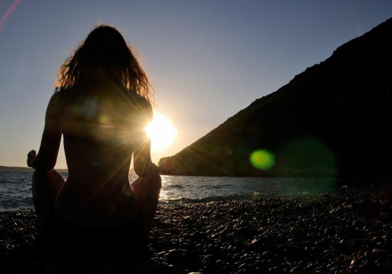 Medite...