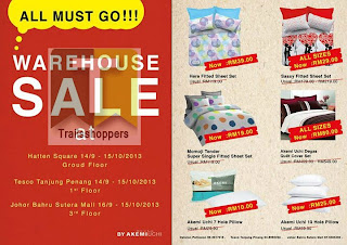 Akemiuchi Warehouse Sale 2013