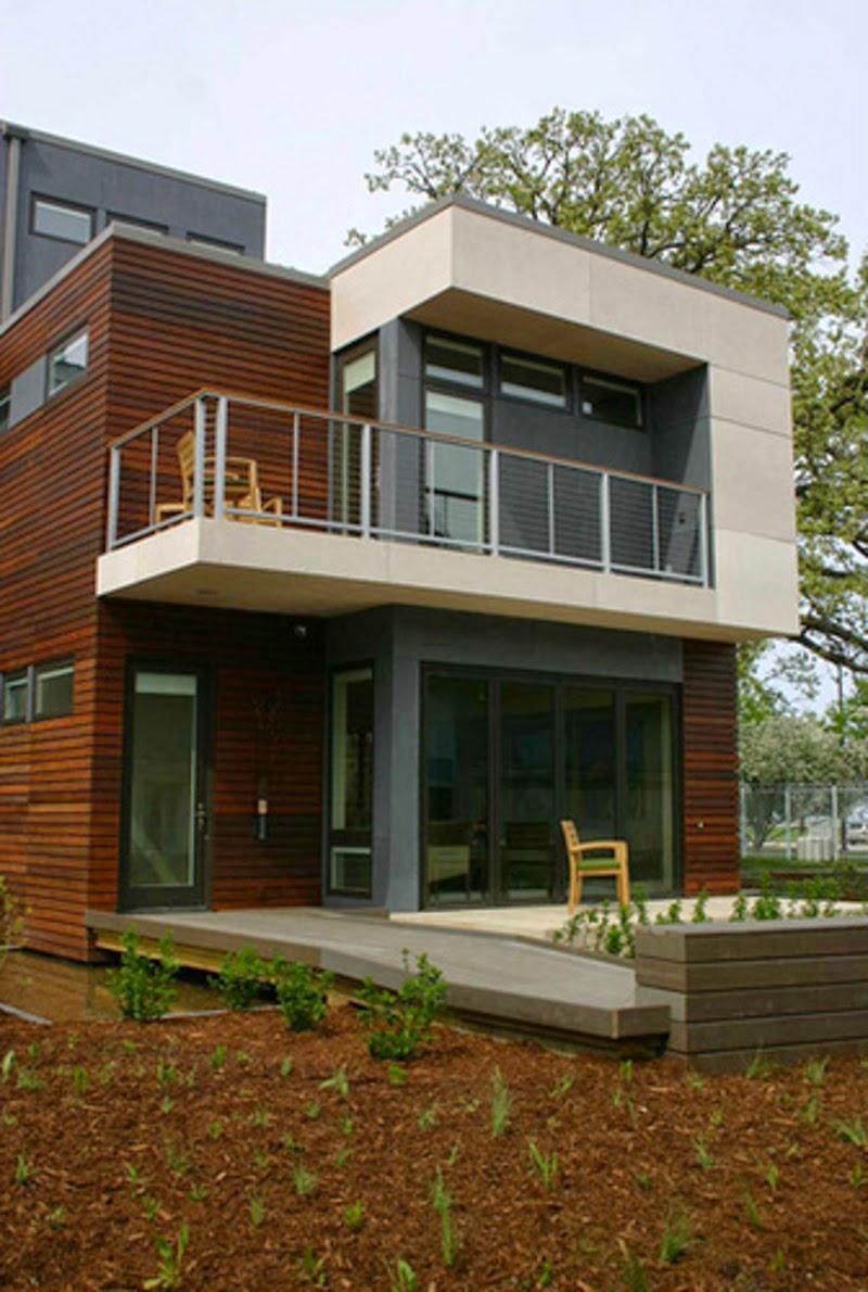 Fasad Rumah Minimalis