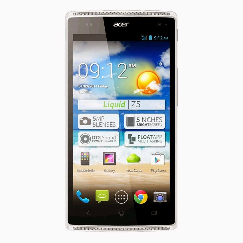 Acer Liquid Z150