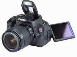 Camera I use, Canon Rebel T3i