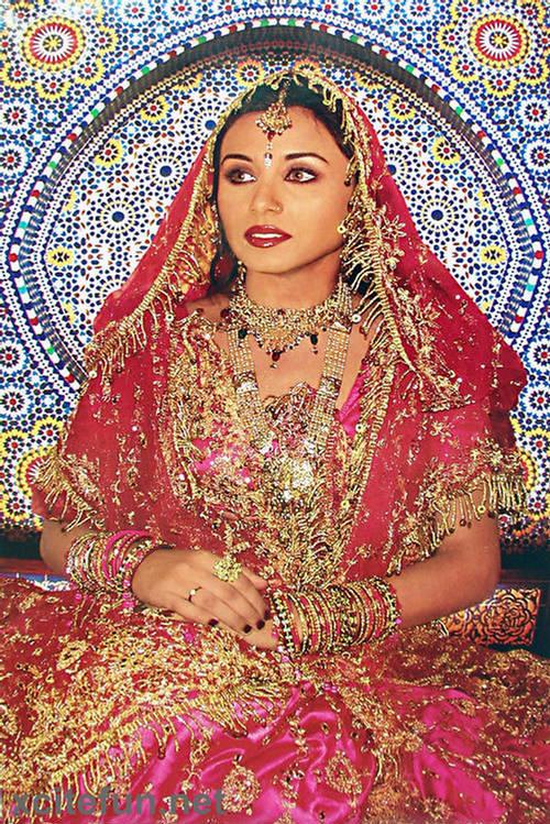 rani mukherjee wedding...