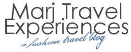 Marj Travel Experiences: Fashion Travel Blog