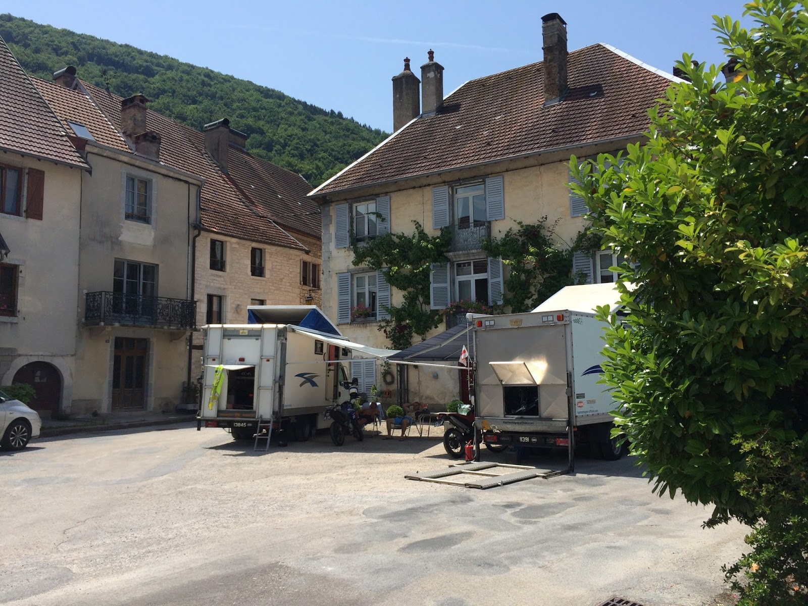 Hillclimbing in france vuillafans chevannes feeling for Garage peugeot ornans
