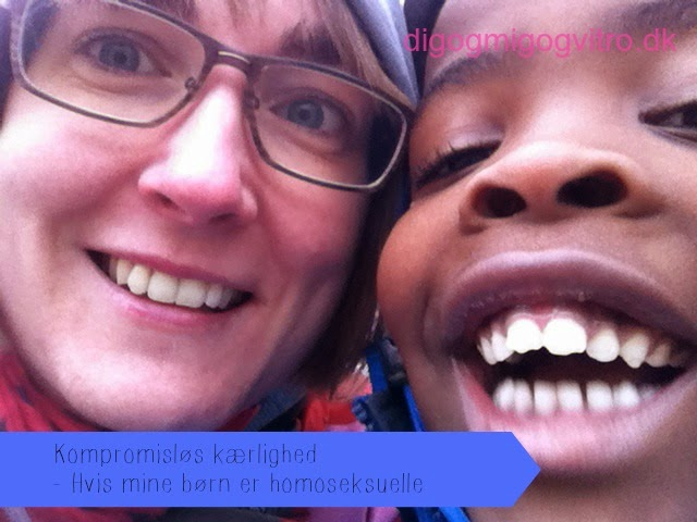 Kompromisløs kærlighed- hvis mine børn var homoseksuelle