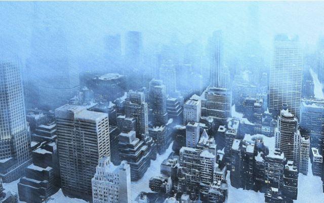 cambio climatico real estudio