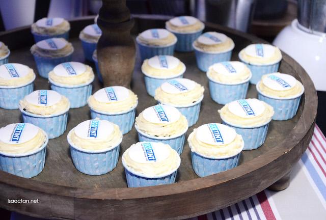 ECOTINT cupcakes, anyone?