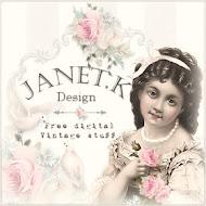 Het mooie vintage blog van Janet
