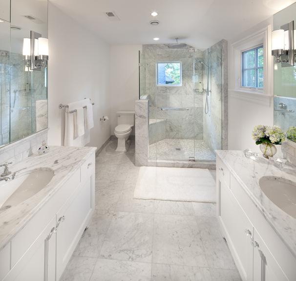 Cuarto de baño clasico: baños estilo clásico paper. emudeba ...