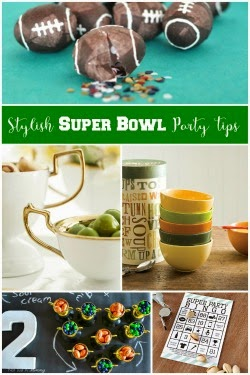 Stylish Super Bowl Party Tips