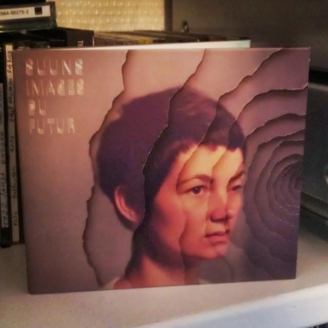 Suuns - Images du futur pochette album