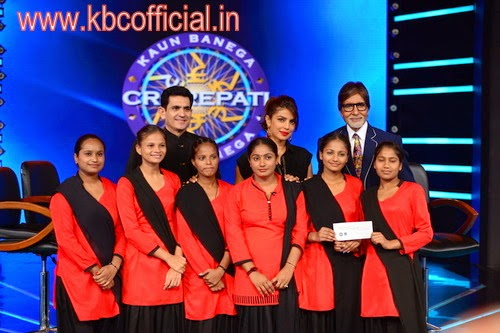 Priyanka Chopra to KBC in our special programme called 'Housalebaaz'