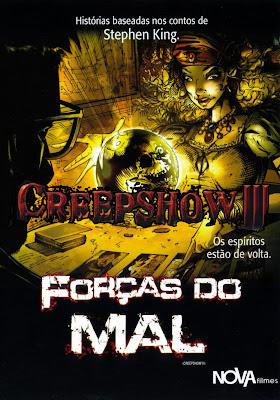Creepshow 3: Forças do Mal - DVDRip Dual Áudio