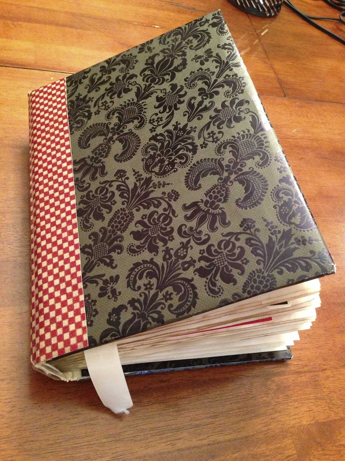 How to make the book for a scrapbook - If You Are Interested In Having Me Make You A Custom Scrapbook Go Here To My Etsy Shop Craftimania And Message Me About A Custom Book