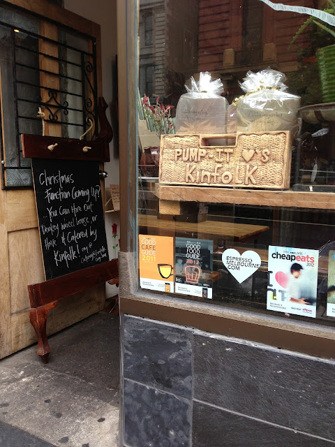 kinfolk melbourne