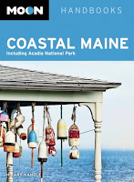 Cover of Moon: Coastal Maine by Hilary Nangle