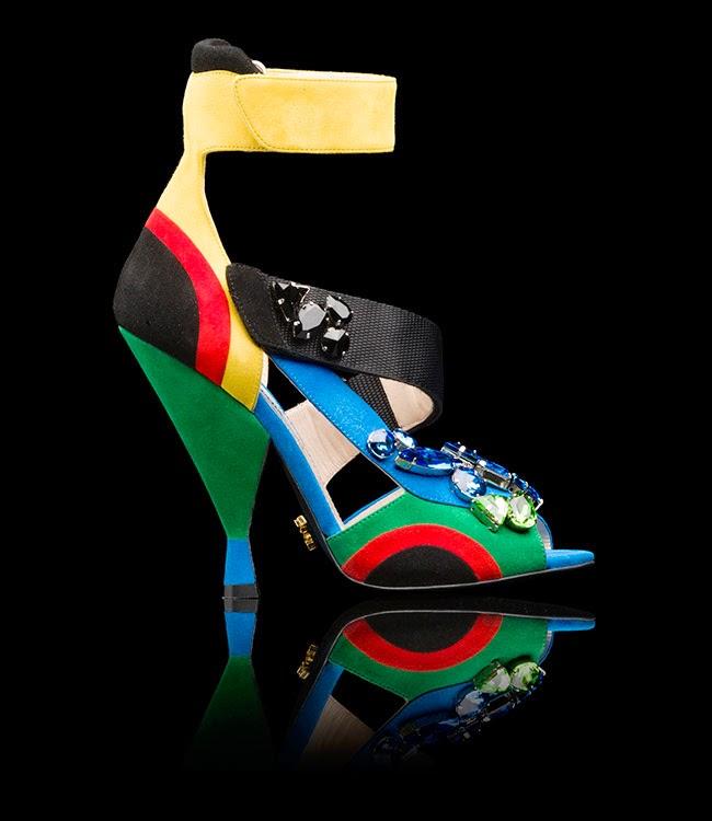 renkli+ayakkab%C4%B1 1 Prada Schuhe 2014 Modelle