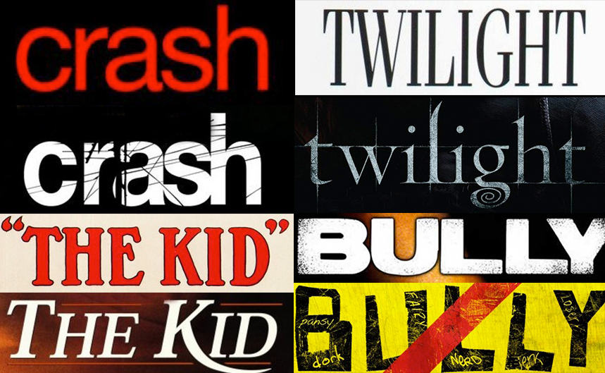 referencing movie titles in essays