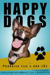 HAPPY DOGS - Passeios com seu cão | Dog Walking