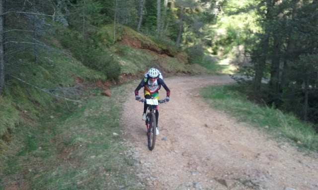Lérida-Pirineos-Lérida en MTB