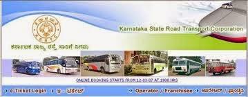 KSRTC bus ticket online booking | KSRTC sign in e booking / registration & guest users ticket at www.ksrtc.in