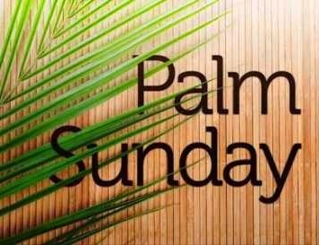 palm sunday images