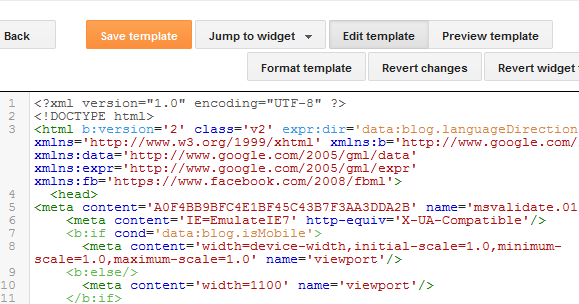 how to use the new blogger html editor helplogger