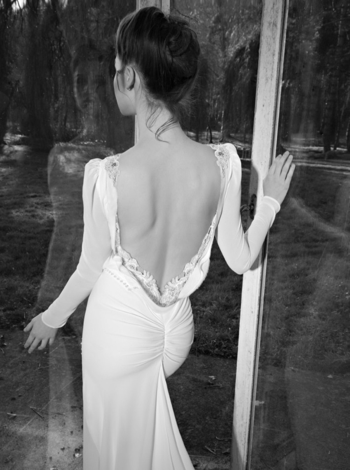 Inbal dror 2013 spring bridal collection for Israeli wedding dress designer inbal dror