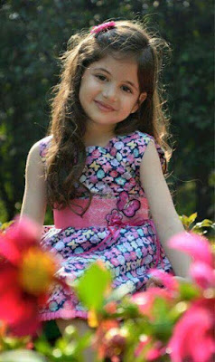 Munni AKA Harshali smiling face photo