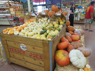 Templeton Trader Joe's Autumn Display, © B. Radisavljevic