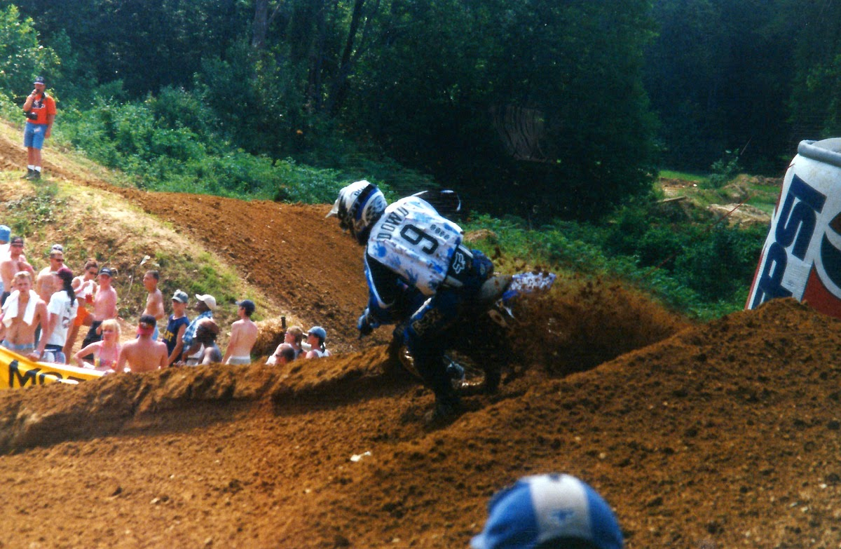 John  Dowd Budds Creek 1998