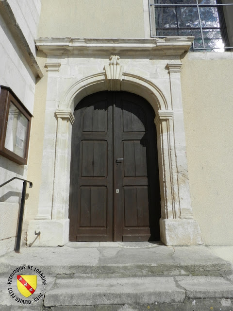 DOMGERMAIN (54) - Eglise Saint-Maurice (XIIIe-XXe siècles)