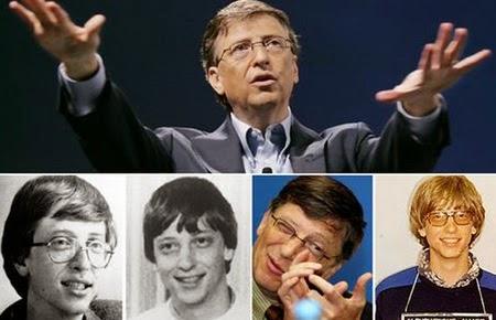 Bill Gates - Biểu tượng của người thành đạt