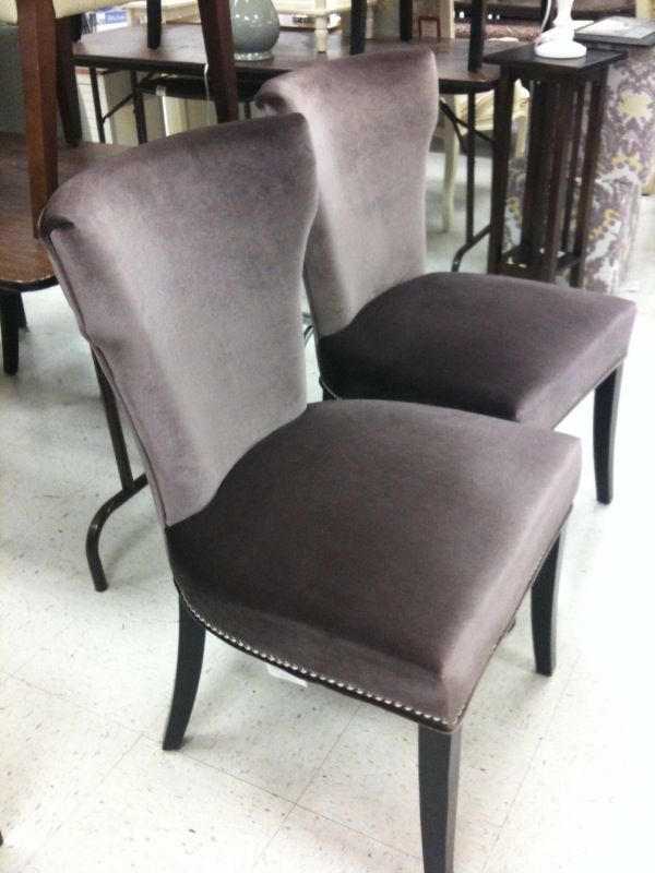 Love This Pair Of Side Chairs