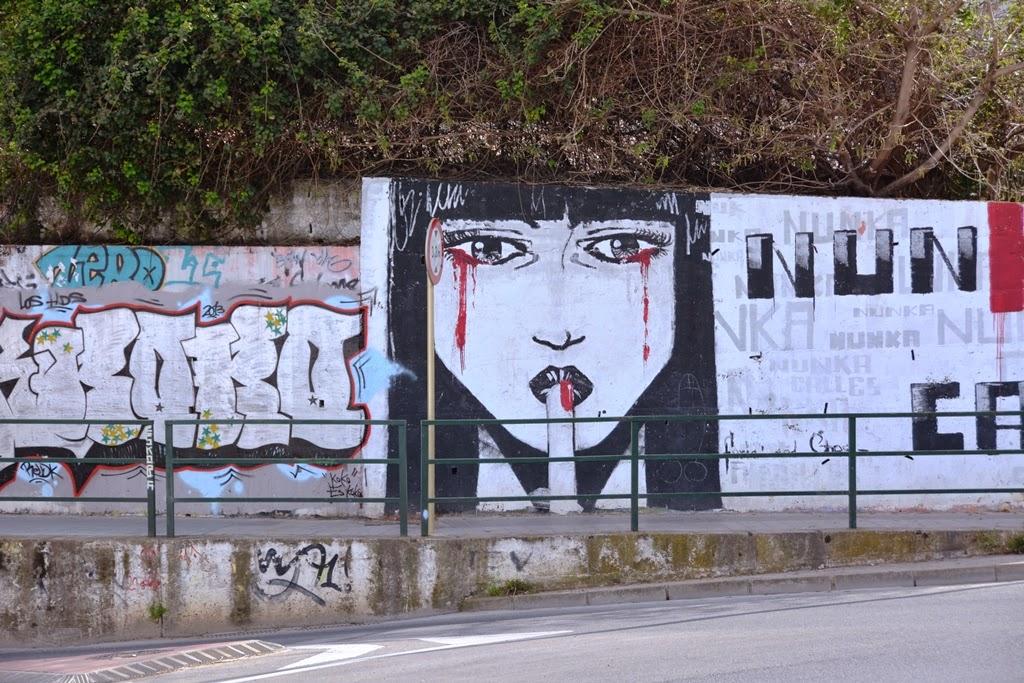 Cambrils graffiti