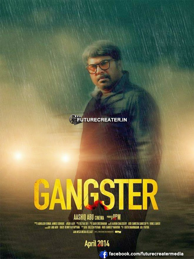 Mammootty's Gangster
