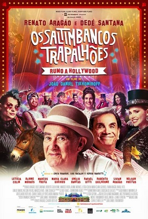 Os Saltimbancos Trapalhões - Rumo a Hollywood Filmes Torrent Download capa