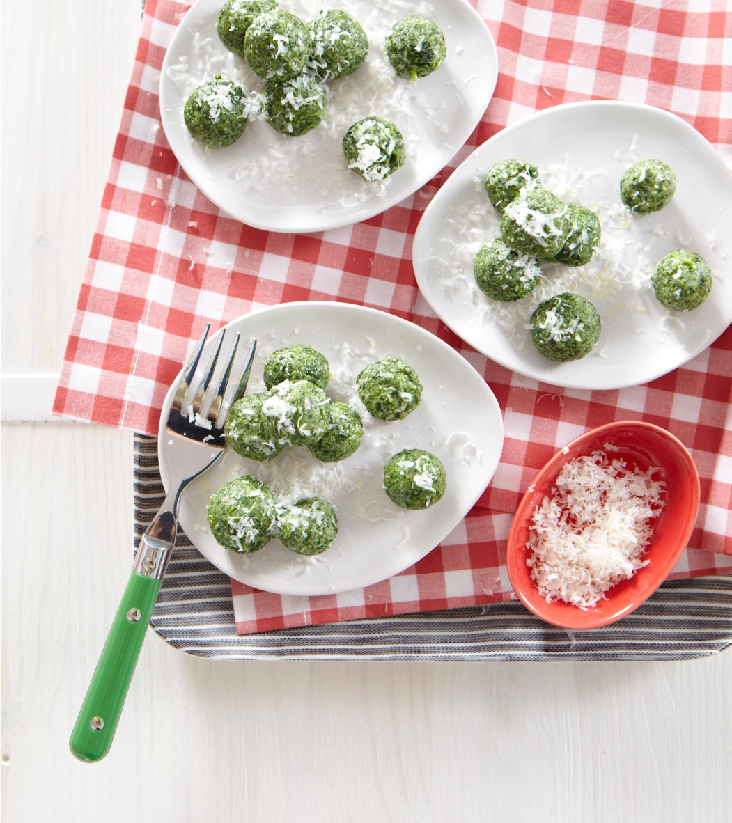 ... LIVING | essays from field + table : Weelicious Spinach Gnocchi Recipe