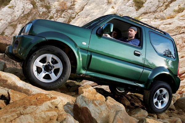 25/06/2012 Carros do Álvaro — Jipinho recebe pequenos retoques