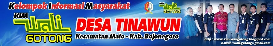 KIM Wali Gotong
