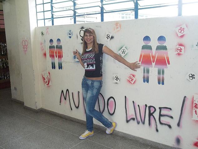 Laysa Machado: Diretora transexual