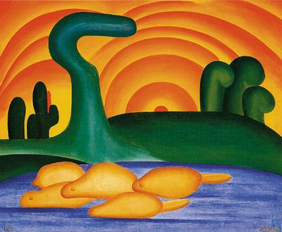Sol Poente - 1928
