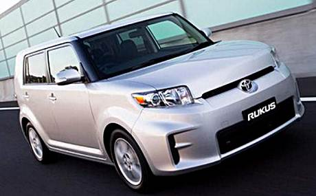 2016 Toyota Rukus Review