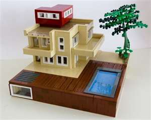 Prefabricated Modular Home Addition additionally Modern Lego Homes likewise A together with 52nps Benning likewise How To Build A Fast Wooden House. on pretty modern houses