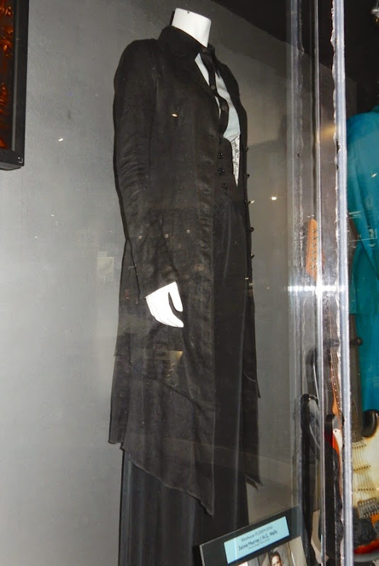 HG Wells Warehouse 13 costume