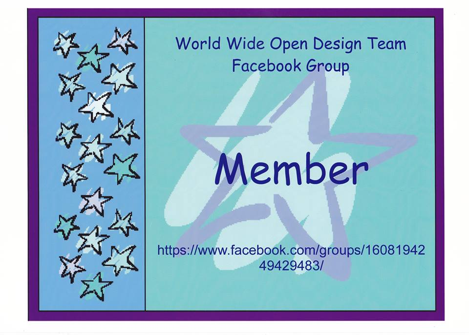 I am a DT member for a challenge blog , are you?