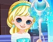 Frozen Elsa New Staff