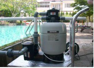 Vaccum Cleaner Mobile Kolam renang VCM 01