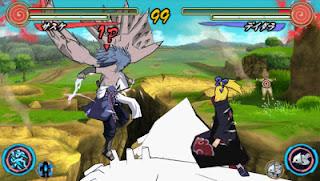 Cara mengatasi slow motion /Lag pada Naruto Strom Series